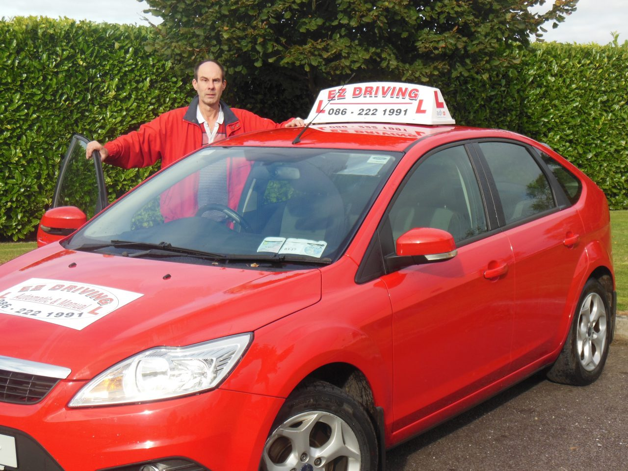 Automatic Large Car Driving Lessons